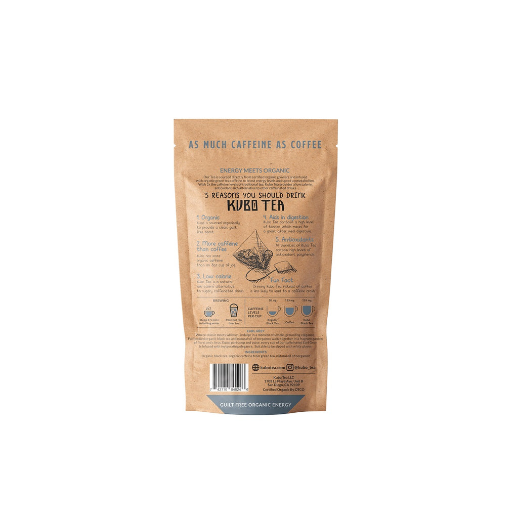 [Best Selling Premium Quality Organic Energy Tea Online]-Kubo Tea