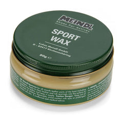 Meindl Sport Wax - the only product to use to care for the leather on your Meindl boots
