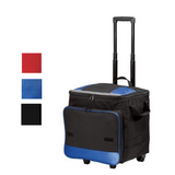 Rolling Cooler with 48 Can Capacity, Cooler Bags