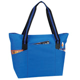Wholesale Polyester Tote Bag with Briefcase Zipper, Tote Bags