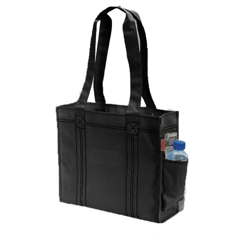 Deluxe Polyester Tote Bag, Tote Bags