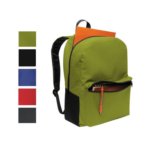Retro Shape Value Backpack, backpack