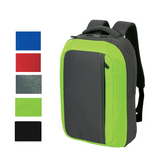 Laptop Backpack with Padded Sleeve Cushions, backpack