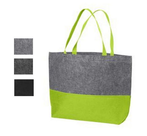 Wholesale Polyester Felt Tote Bag Large, Tote Bags