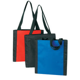 Fancy Polyester Tote Bag, Tote Bags