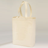 Heavy Canvas Full Gusset Shopping Tote Bag, Tote Bags