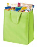 Wholesale Grocery Tote Bag with Reinforced Handles, Tote Bags