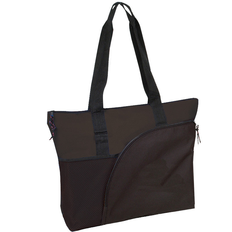 High-end Deluxe Polyester Tote Bag, Tote Bags