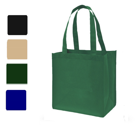 Medium Size Shopping None-Woven Tote Bag, Tote Bags