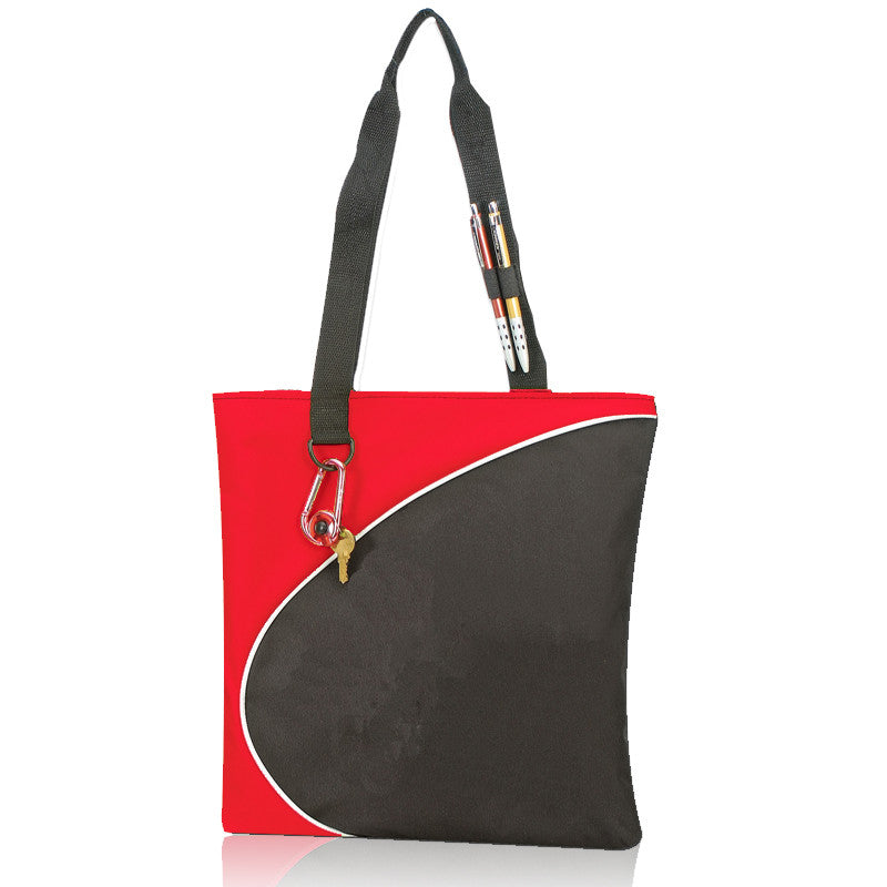 Stylish Polyester Tote Bag, Tote Bags