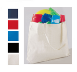 Plain Canvas Tote Bags - Large Size, Tote Bags