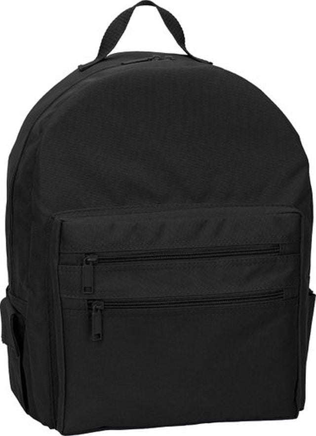 Cheap Polyester Backpack with Front Zippered Pockets, backpack
