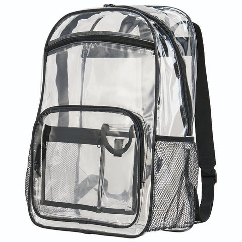 Clear Backpack, backpack