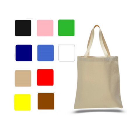 Wholesale Canvas Tote Bag - Economical 100% Cotton, Tote Bags