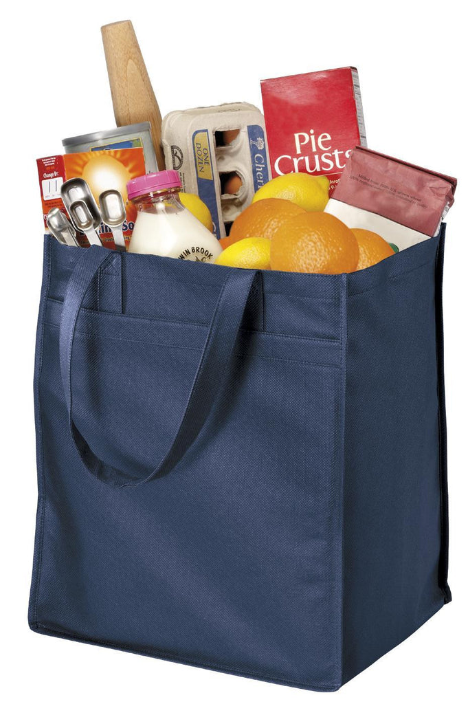 Extra Large Grocery Tote Bag with Reinforced Handles, Tote Bags