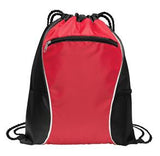 Fast Break Polyester Drawstring Bag