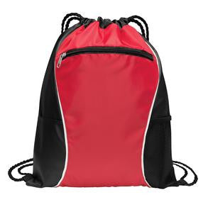 Fast Break Polyester Drawstring Bag, Cinch Pack