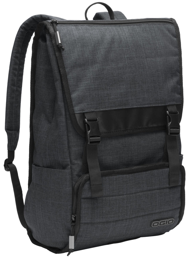 Easy-acces Crosshatch Rucksack, backpack