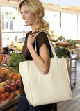 Wholesale Cotton Grocery Tote Bag Over the Shoulder, Tote Bags