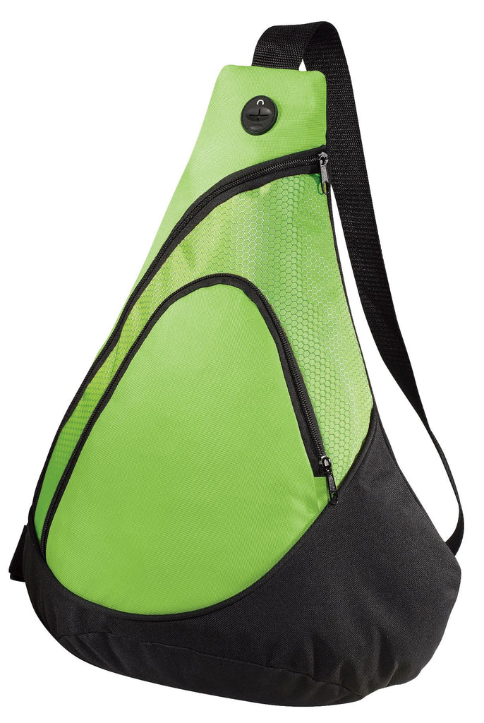 Stylish Honeycomb Sling Pack, backpack