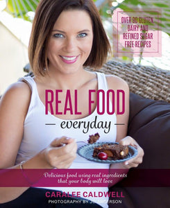 Real Food Everyday - Hardcopy