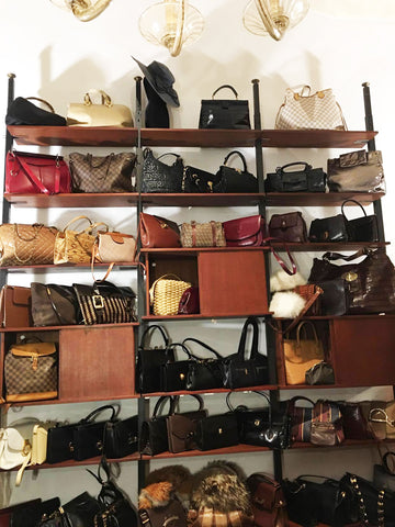 Second hand preloved bags Florenz Florence Firenze