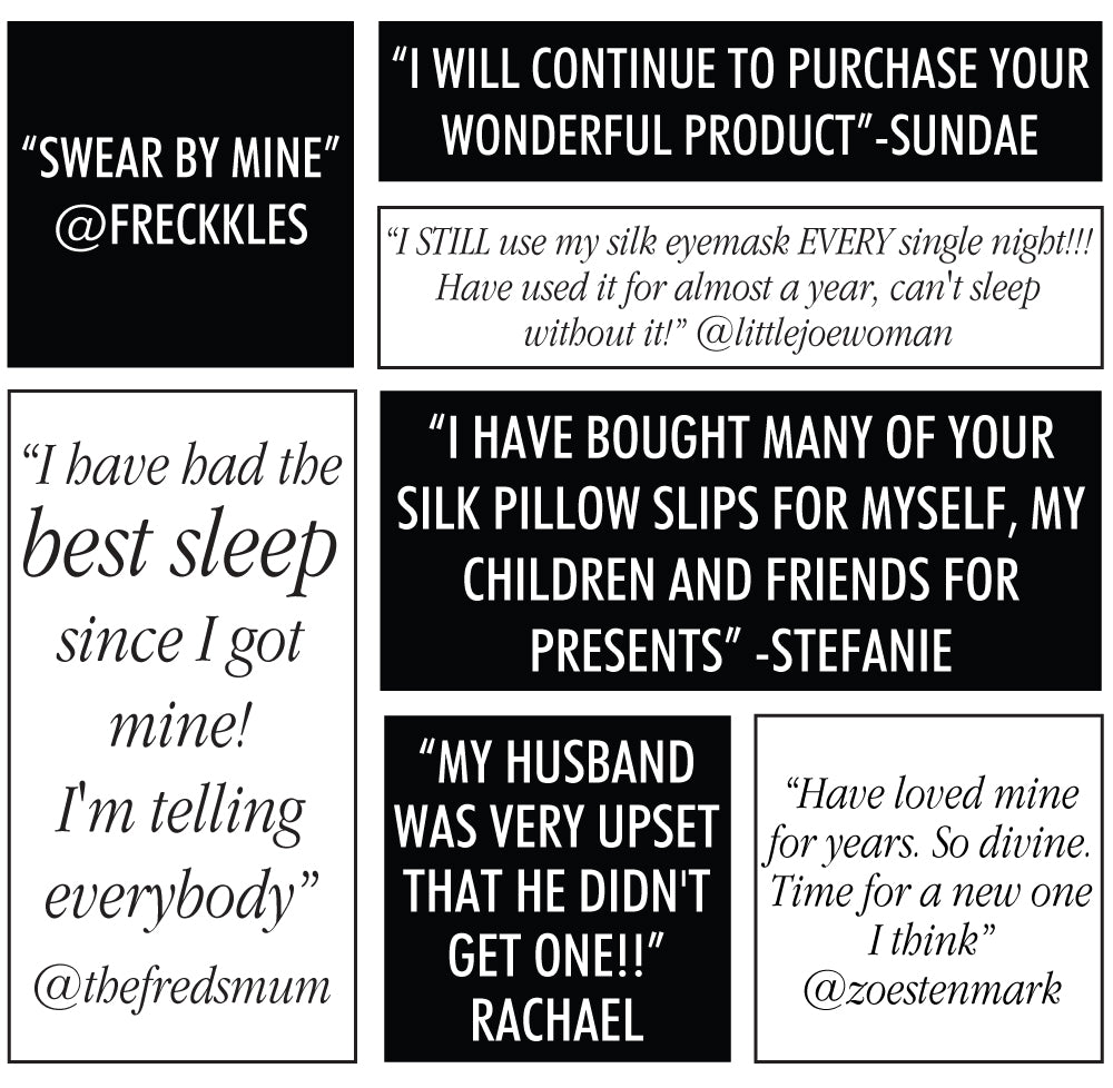 slip silk pillowcase reviews. see who loves slip. good reviews