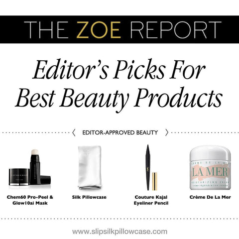 The Zoe Report Editor's Picks For Best Beauty Products