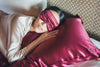 Plum Sleep Mask