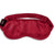 sleep mask - red