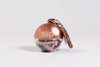 ROSE GOLD HOLIDAY BAUBLE