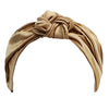 Gold Knot Headband