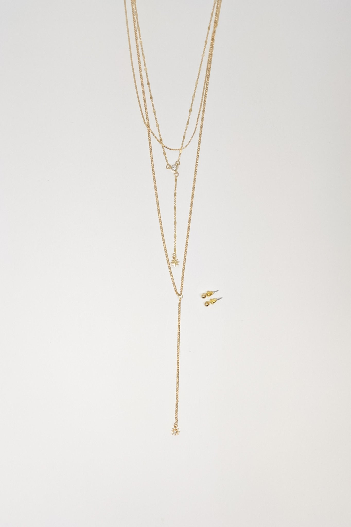 Cindy Layered Necklace