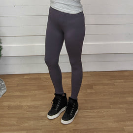 Vintage Violet Butter Full Length Leggings