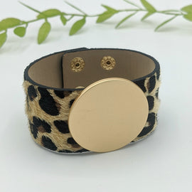 Blair Animal Print Bracelet