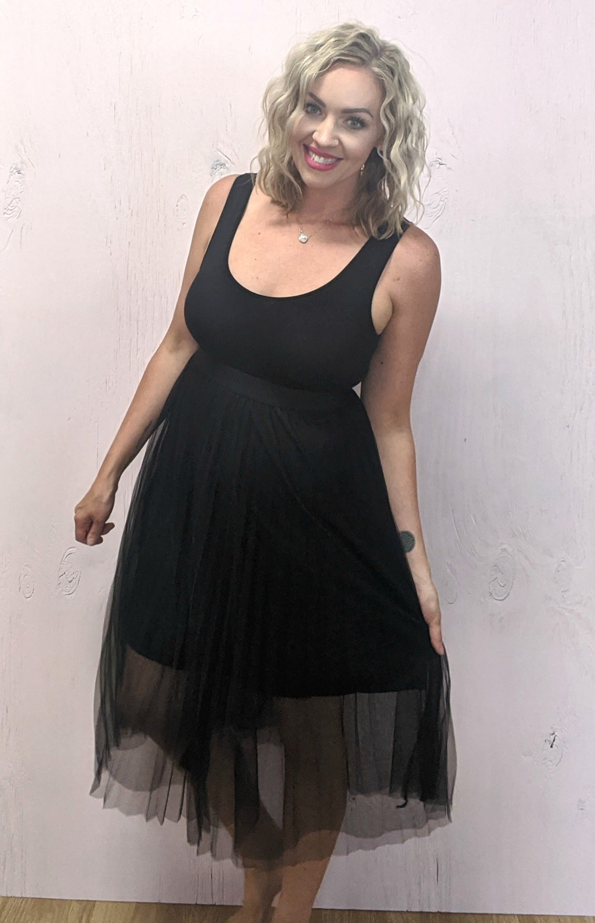 Dakota Tulle Skirt - One Size