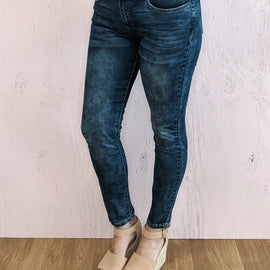 Penny Mid Rise Skinny Jeans