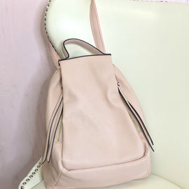 Blush Convertible Backpack