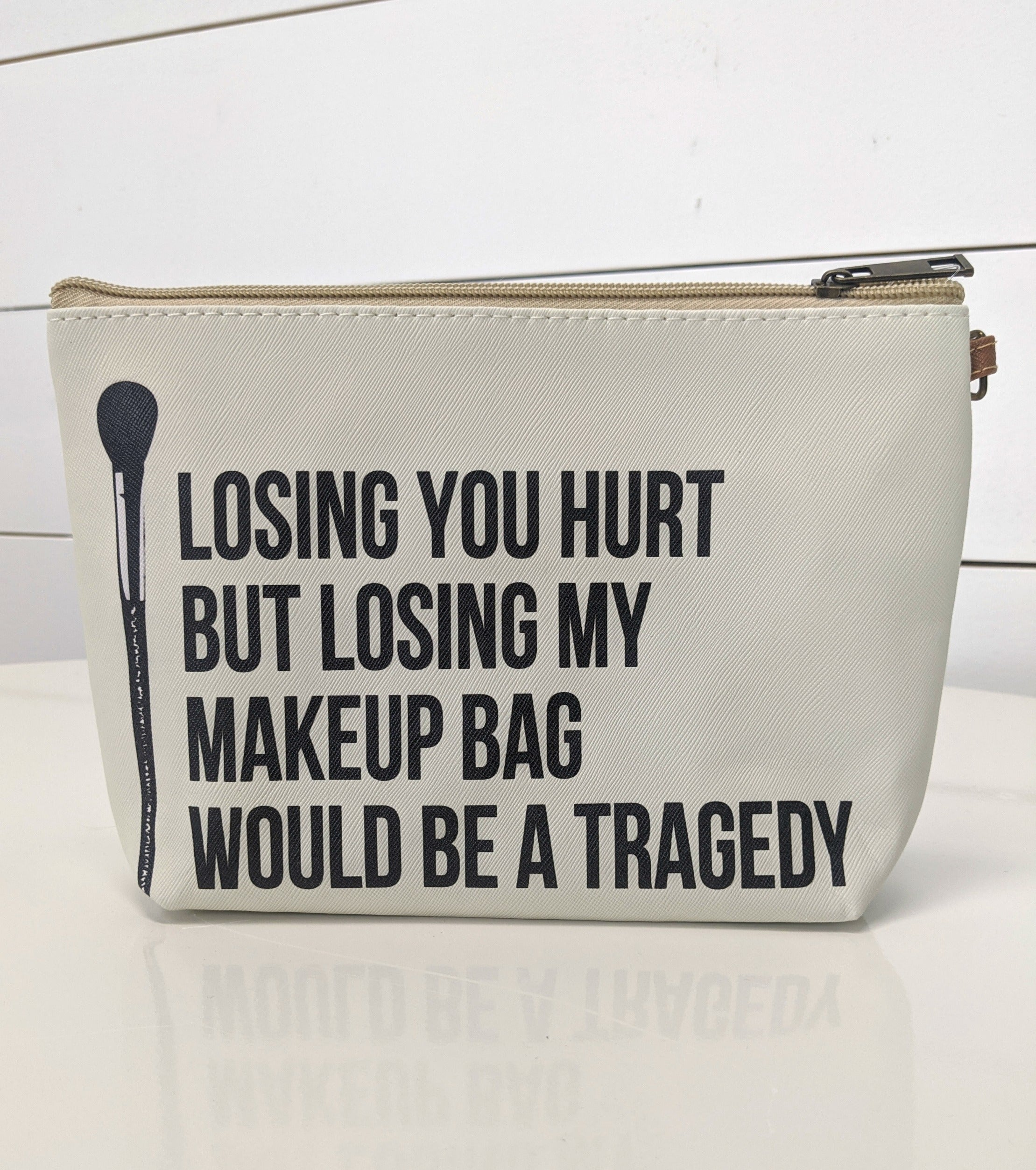 Makeup Bag Tragedy