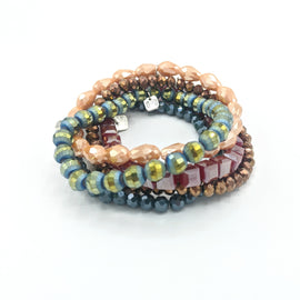 Zepplin Bracelet 5pc Set