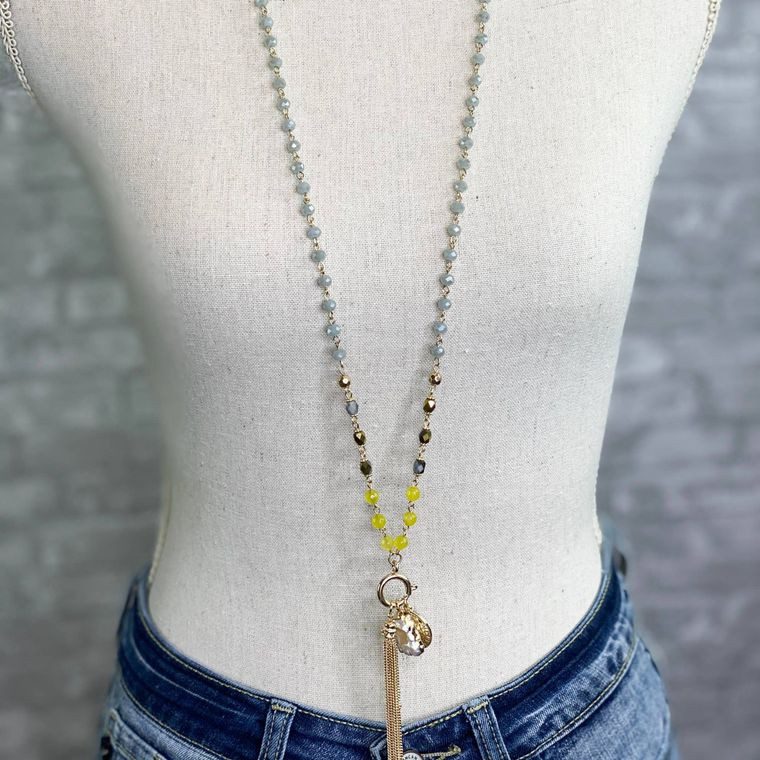 Octavia Two-Way Necklace