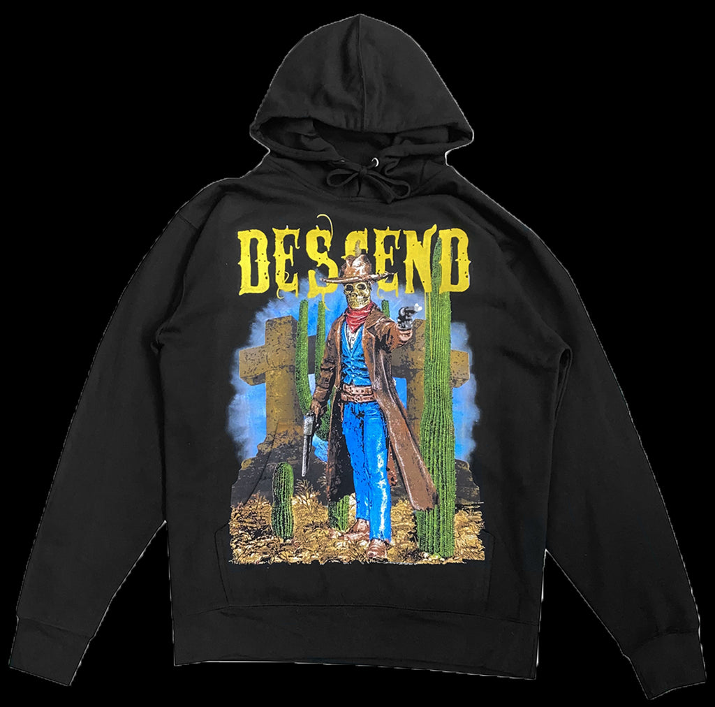 DYING OUT WEST HOODIE