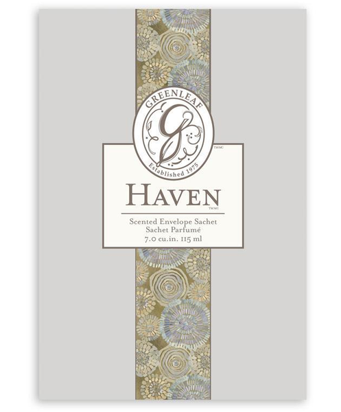 Greenleaf Sachet-Haven