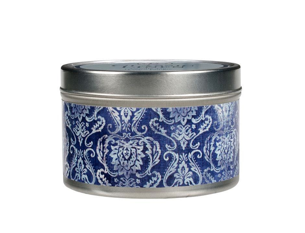 Greenleaf Candle Tin-Classic Linen