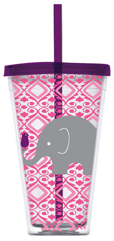 Kids Tumbler with Straw 10oz