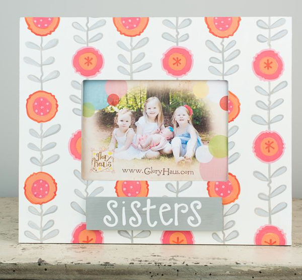 Sisters Frame 10x12