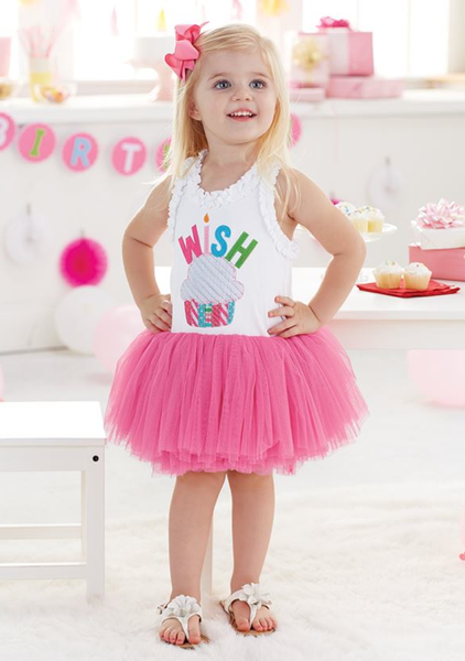 Pettiskirt Wish Dress 18m