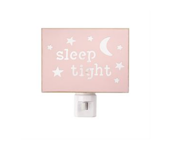 Pink Twinkle Nightlight
