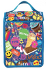 Tasty Print Foldover Snack Bag