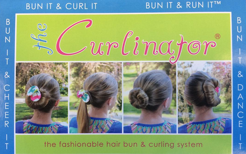 The Curlinator Bun